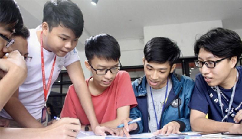 Tri thức trẻ vì giáo dục: Mạng gắn kết sinh viên - nhà trường